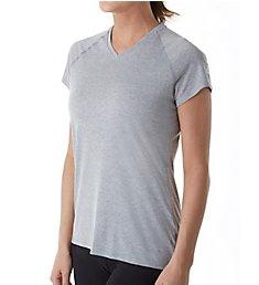 Adidas Climalite Short Sleeve V-Neck T-Shirt 3873