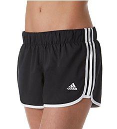 Adidas Climalite 3 Inch Short with Built-In Brief CE