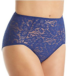 Bali Firm Control Lace 'N' Smooth Brief Panty 8L14