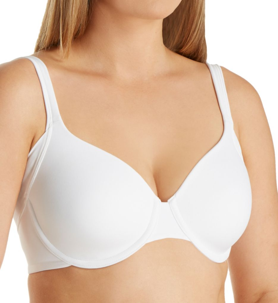 Bali One Smooth U Side Smoothing Foam Underwire Bra DF6548