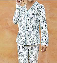 BedHead Pajamas Casa Paisley Long Sleeve PJ Set 2921202