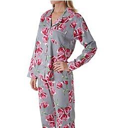 BedHead Pajamas Rosebud Long Sleeve Classic PJ Set 2921241