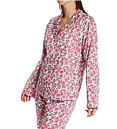 BedHead Pajamas Rosa Bonita Long Sleeve Classic PJ Set 2921248