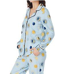 BedHead Pajamas Solstice Long Sleeve Classic PJ Set 292125S