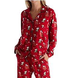 BedHead Pajamas Merry Christmas Snoopy PJ Set 2921281