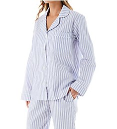 BedHead Pajamas 3D Stripe Long Sleeve Classic PJ Set 2921300