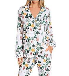 BedHead Pajamas Off the Grid Long Sleeve Classic PJ Set 2923756