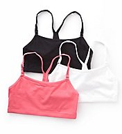 Bestform Low Impact Racerback Bra - 3 Pack 5006547