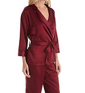 Bluebella Wren Kimono and Trouser Sleep Set 40210