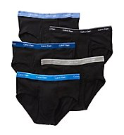 Calvin Klein Cotton Classics Briefs - 5 Pack NB1014