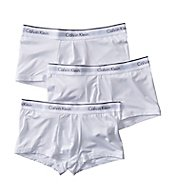 Calvin Klein Microfiber Stretch Low Rise Trunks - 3 Pack NB1289