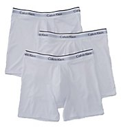 Calvin Klein Microfiber Stretch Boxer Briefs - 3 Pack NB1290