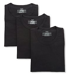 Calvin Klein Cotton Stretch Classic Fit Crew T-Shirt - 3 Pack NB2798