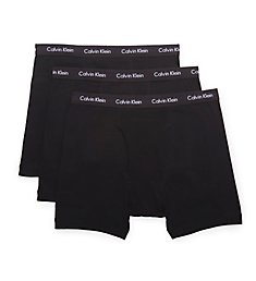 Calvin Klein Big & Tall Cotton Classic Boxer Briefs - 3 Pack NB2921