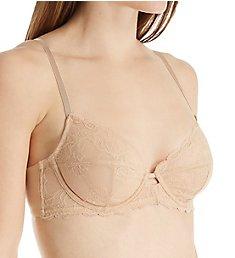 Calvin Klein Seductive Comfort with Lace Multi Part Cup Bra QF1741