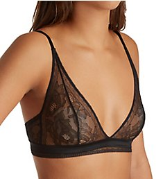 Calvin Klein CK Black Obsess Unlined Triangle Bra QF1944