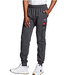 Champion Graphic Powerblend Fleece Script Logo Jogger GF22H-L