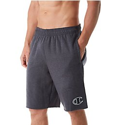 Champion Graphic Powerblend 10 Inch Fleece Short GF38H-C
