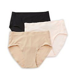 Chantelle Soft Stretch Seamless Hipster Panty - 3 Pack 2644PK