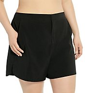 Christina Basic Plus Tactel Short Swim Bottom ZZ90Y7