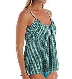 Coco Reef Zanzibar Harmony Bra Sized Tankini Swim Top U54217