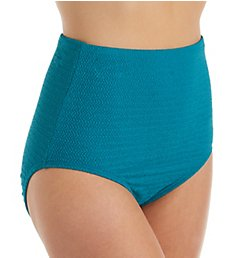 Coco Reef Luxe Texture Optima Ultra High Swim Bottom U56387