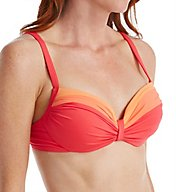 Coco Reef Color Blocked Divine Power Swim Top U74034