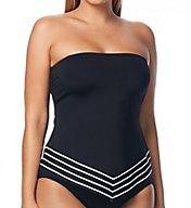 Coco Reef Serenity Underwire Convertible Tankini Swim Top U78681