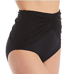 Coco Reef Classic Solids Diva High Waist Bikini Swim Bottom U95143