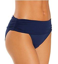 Coco Reef Classic Solids Impulse Rollover Bikini Swim Bottom U95208