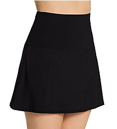 Coco Reef Classic Solids Soar Ultra High Skort Swim Bottom U95396