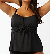 Coco Reef Barbados Perfect Fit Plus Size Tankini Swim Top UX1063