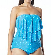Coco Reef Plus Underwire Multiway Tankini Swim Top UX8171