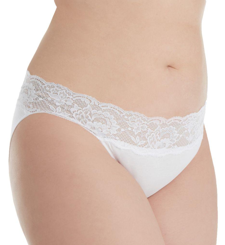 Cosabella Never Say Never Plus Size Bikini Panty N0541P