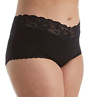Cosabella Never Say Never Cheekie Low Rise Hotpant Plus Size N0741P