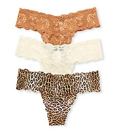 Cosabella Never Say Never Cutie Thongs - 3 Pack NSP0321