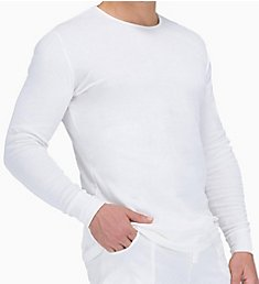 Cottonique Latex Free Organic Cotton Ribbed T-Shirt M17772