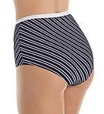 Curvy Kate Diffuse Retro Bikini Brief Short CS4903 Black//White