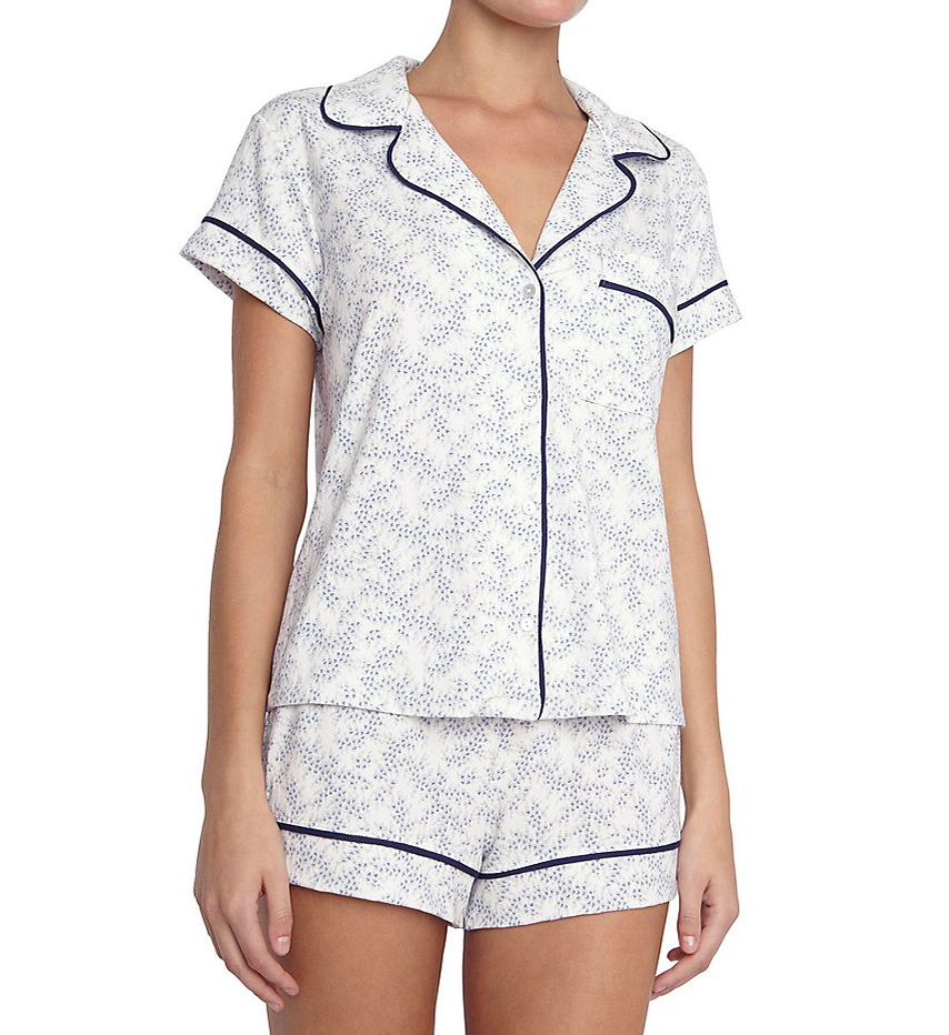 Eberjey Sleep Chic Short PJ Set PJ1141S