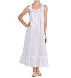 Eileen West Floral Scroll Cotton Lawn Ballet Nightgown 5219898