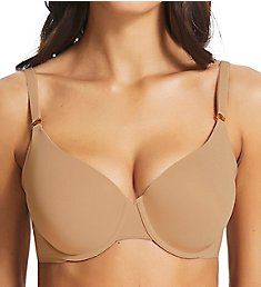 fine lines Full Coverage Smoothing T-Shirt Bra FO011