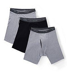 Fruit Of The Loom Coolzone Boxer Briefs - 3 Pack 3BL7601