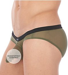 Gregg Homme Nude 8 Way Hyperstretch Brief 122803