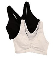 Hanes Cotton Pullover Bra - 2 Pack H570