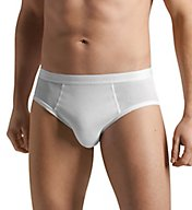 Hanro Cotton Pure Hi Leg Brief 73633
