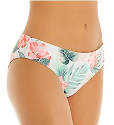Hot Water Wild Flower Reversible Cheeky Hipster Swim Bottom 24WF1240