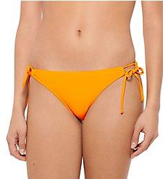 Hot Water Solids Tie Side Hipster Swim Bottom 24ZZ0140