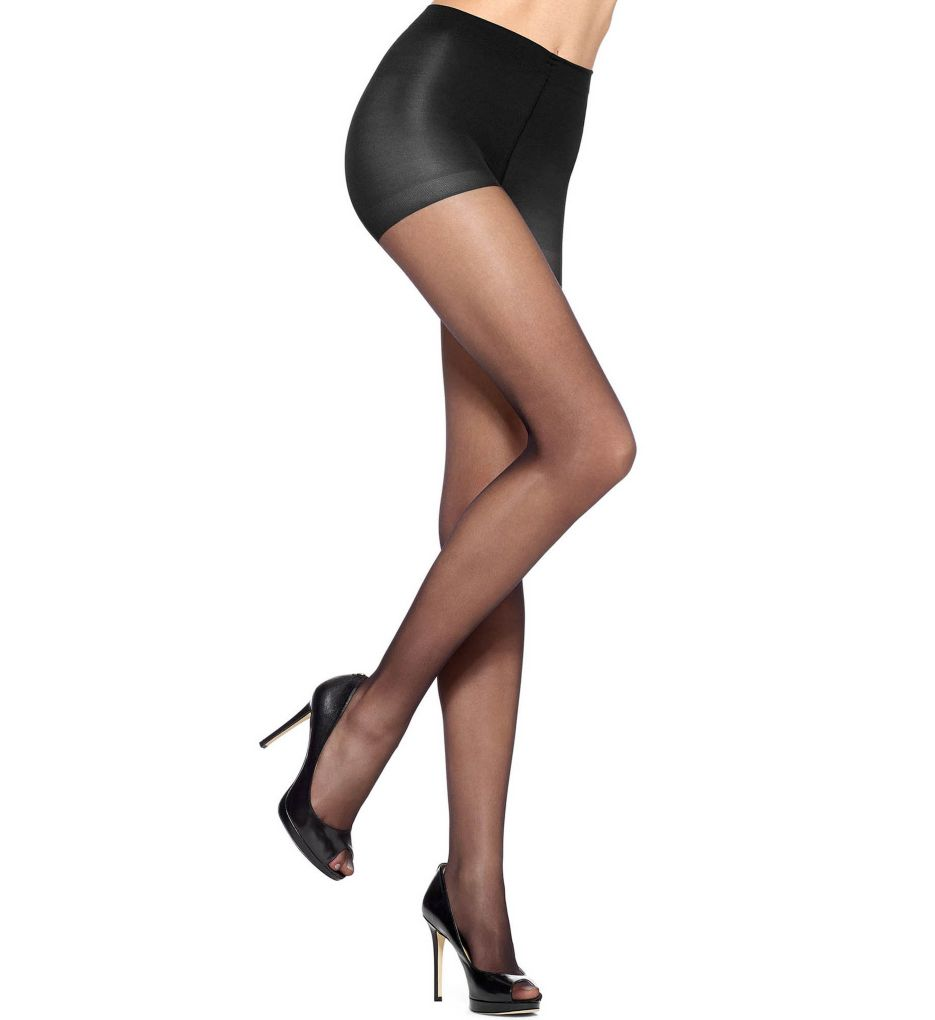 Hue Polished Sheer With Control Top Pantyhose 10775