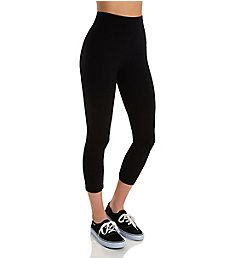 Hue Ultra Capri Leggings with Wide Waistband 16460