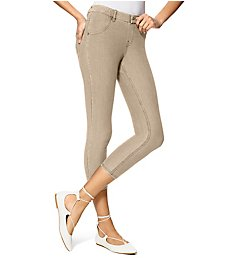 Hue Essential Denim Capri 17457